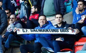 El Salamanca CF recibirá al Real Madrid Castilla el domingo 18 a las 17 horas