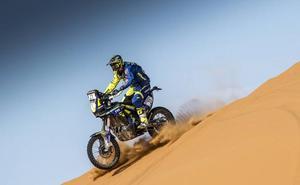 Lorenzo Santolino partirá en su primera Dakar con el dorsal 63