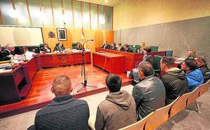 Juzgados por el robo de tabaco y lotería en un estanco de Carrión