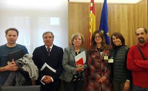 La CHD promete «transparencia» en el proyecto de embalse de Lastras