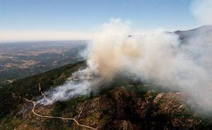 Castilla y León contabiliza en 2018 el menor número de incendios forestales desde 1984