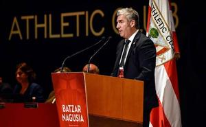 Urrutia adelanta las elecciones a la presidencia del Athletic y confirma que no se presenta