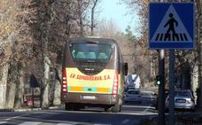 El autobús entre La Granja y la estación del Ave empezará a funcionar el lunes
