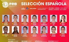 Silvia Domínguez, Laura Gil y Belén Arrojo, de nuevo en lista de Mondelo para la Selección