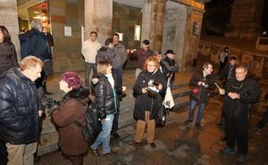Segovia clama «¡vergüenza! suprema» por el impuesto de las hipotecas