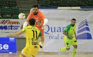 El Naturpellet Segovia centra su mejora en el «sacrificio defensivo»