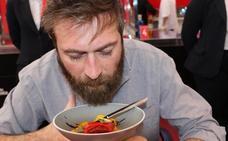 Julius Bienert: «Todos tenemos 22 minutos para cocinar, no hay excusas»