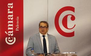 El presidente de la Cámara de Comercio de Palencia ensalza la valentía de los emprendedores