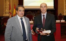 Entrega de los Premios de la Cámara de Comercio de Palencia