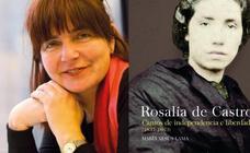 María Xesús Lama, Premio Nacional de Ensayo por su revisión de Rosalía de Castro