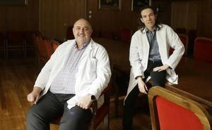 Un mecenas privado permite a la UVA mantener vivas tres líneas de investigación