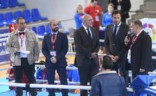 300 púgiles y árbitros se dan cita en el Europeo de Boxeo olímpico
