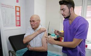 La epidemia de gripe aún se retrasará más de un mes aunque ya circula el virus