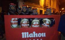 Traspinedo inaugura sus fiestas de San Martín con un multitudinario pasacalles