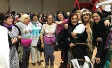 Multitudinario pasacalles para inaugurar las fiestas de Traspinedo