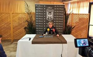 Aguirre: «Queremos una victoria en casa para consolidar la racha y si es contra el líder, mejor»