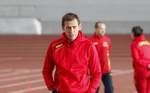 El salmantino Antonio Sánchez, nuevo director deportivo de la Federación Española de Atletismo