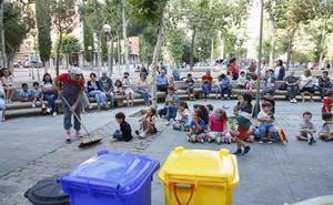 El PP intentará consensuar con la oposición el proyecto para reformar la plaza de Barcelona
