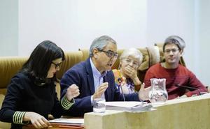 Una edil de Ganemos Salamanca utiliza la expresión «me cago en Dios» en el pleno y el alcalde le pide que la retire