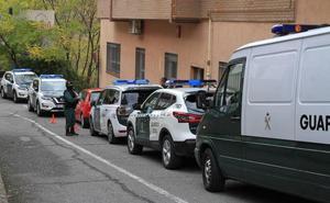 Un juzgado de Segovia envía a prisión a once personas por robos con fuerza en viviendas habitadas