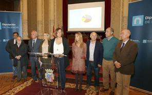La Diputación de Palencia gastará 69,5 millones de euros en 2019