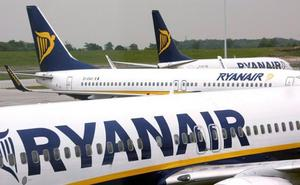 Francia requisa un avión de Ryanair en Burdeos para exigir a la compañía la devolución de unas subvenciones ilegales