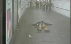 Vídeo: Un terrorista se inmola en el metro de Nueva York