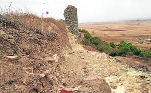 La Junta consolida las ruinas del castillo de Tordehumos con 48.000 euros