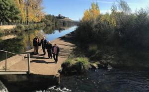 Riberas del Águeda pide la limpieza de más zonas del río en su 18 aniversario