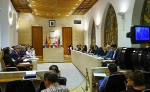 PP y Cs refuerzan su alianza con acuerdos plenarios sobre el Archivo y Cataluña