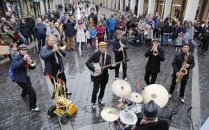 Palencia disfruta del jazz