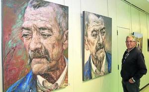 José Luis Onecha intensifica su pintura
