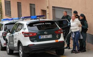 Un robo en La Lastrilla culmina con la desarticulación de un grupo criminal