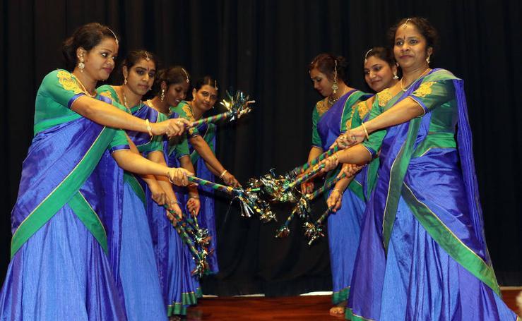 La Casa de la India en Valladolid celebra el año nuevo hindú