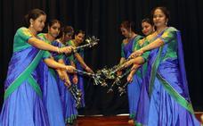 La Casa de la India celebra en Valladolid el año nuevo hindú