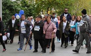 Cerca de 3.000 participantes «muestran su compromiso» en la IV Marcha por la Diabetes