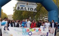 IV Carrera y Caminata por la Diabetes en Valladolid