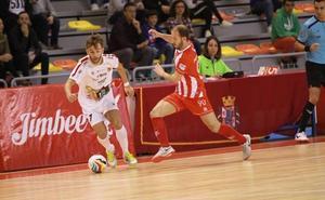 El Naturpellet Segovia logra un valioso empate en Cartagena (3-3)