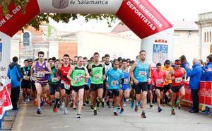 Antonio Cuadrado y Verónica Sánchez conquistan la V Carrera Popular de la Fundación Vicente Rodríguez Fabrés