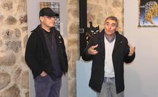 La sala de arte Bolosea, en San Martín del Castañar, inaugura 'El beso frío' de José Ignacio Reboleiro