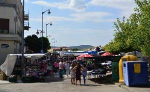 Ciudadanos busca la fórmula para conseguir el cambio del mercadillo de Ciudad Rodrigo