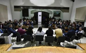 La banda de El Espinar retoma los ensayos tras el acuerdo con el Ayuntamiento