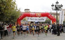 Más de 500 palentinos recorren 5 kilómetros contra la violencia de género