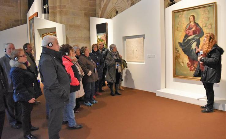 'Mons Dei' entra en la recta final en Aguilar de Campoo