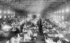 Cien años de una epidemia que mató a casi tres mil segovianos en otoño de 1918