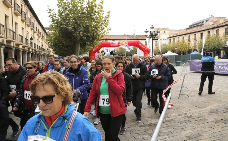 Carrera-Marcha ! Palencia Por Todas ! ( 2 )