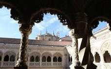 Escolares de Valladolid piden a la UNESCO que distinga a San Pablo y San Gregorio