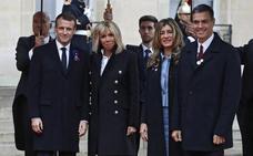 Sánchez pide «más Europa que nunca» en el centenario de la I Guerra Mundial