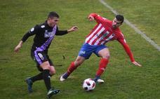 Un gol de Conejo da los tres puntos al Tordesillas ante el Numancia B