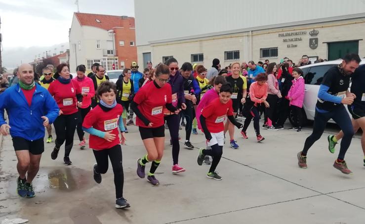 VII Quedada Running 'Privilegio de Villa', en Villanubla